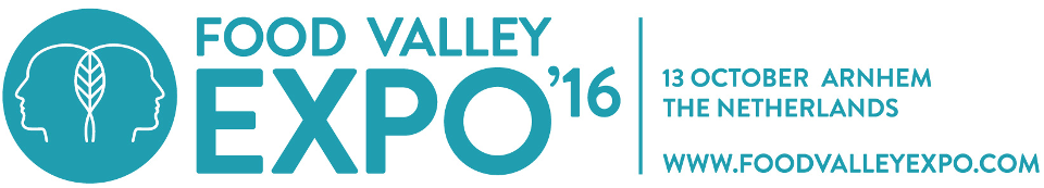 FOOD VALLEY EXPO 2016 | 12 & 13 october Arnhem, The Netherlands